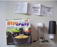 20pcs Stir Crazy Stick Blender Robo Crazy Stirs Auto Hand Free Sauce Stirrer Electric Blender