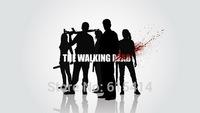 "084 The Walking Dead -Season 4 SO4 Zombie Blood Hot TV Series 24""x14"" Poster"