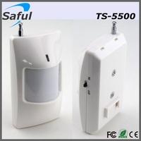 Cheap Wireless extennal antenna pir sensor for home alarm wide-angle microcontroller passive infrared