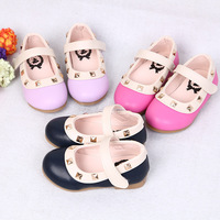 2014 Spring new women's shoes wholesale shoes Korean version of the rivet Wenzhou shoe factory outlets Velcro