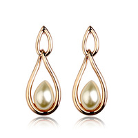 Simple fashion pearl earrings 120,335 wholesale and retail,high quality earrings for women