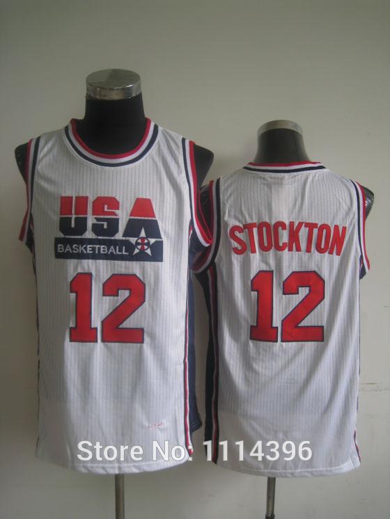 12 /, 1992 /, s/xxxl Basketball Jerseys