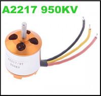 Freeshipping XXD A2217 950KV 1250kv 2300KV Brushless Outrunner Motor for RC Helicopter/Quadcopter/Multicopter