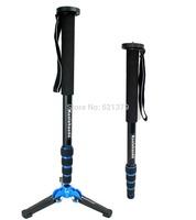 Koolehaoda Professional 65-inch Camera Aluminium Monopod with Folding Three Feet Support Stand