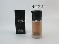 nc series Brand cosmetics make up,studio soft spf 15 foundation fond de teint 30 ml liquid foundation  free shipping