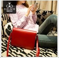 Free Shipping Factory Price Fashion Classic Leather Women Female Girl Messenger Bag Cross-body Shoulder Bag