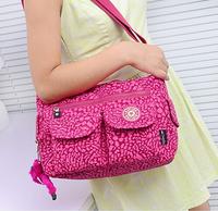 Fashion women bag waterproof nylon kip handbag shoulder bag fashion messenger bag 10 Colors Free Shipping