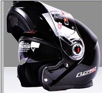 Free shipping, Flip Up motorcycle helmet LS2 FF 370 urban helmet with great quality everyone affordable