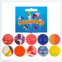 50x Bouncy Balls 20mm - Jet Pinata Toy Loot/Party Bag Fillers Wedding/Kids Funny Outdoor Sports Toys 50pieces/pack New