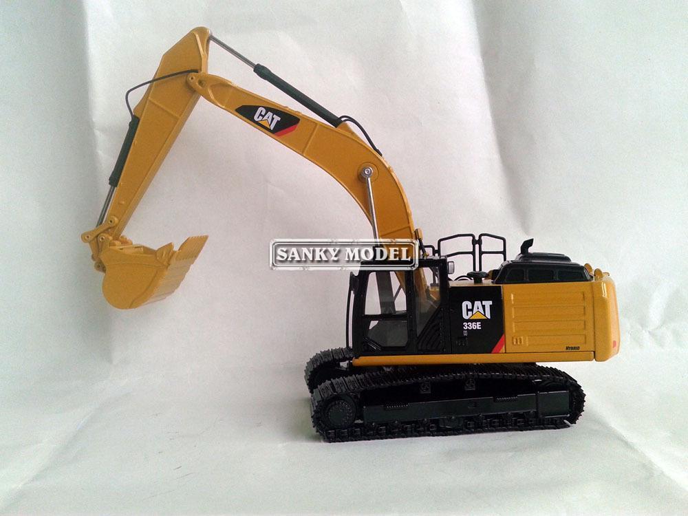 55279- 1:50 CAT336E Hybird Hydraulic Excavator toy(China (Mainland))