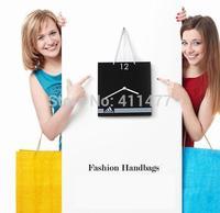 Wall Hanging Clock Fashion Bag Style Design Handbag Lover Clock