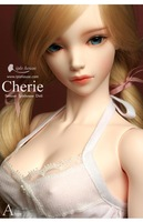 iplehouse cherie bjd / sd doll dod volks ai soom send airbrush makeup(include makeup and eyes)