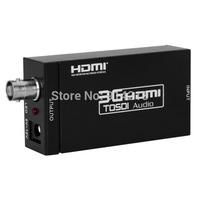 MINI 3G HDMI to SDI Converter SDI output/HDMI input Supports HDMI input timings 1080 P HDMI transmit Free shipping