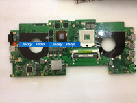 Original Laptop mainboard / motherboard G46VW for ASUS  100% Tested+ Free shipping