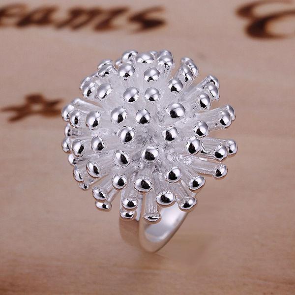 Фейерверк цветок 925 серебро