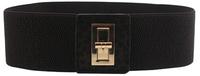 Woman Solid Elastic Cummerbund Elegant Wide belt for female Adjustable 2 Colors Brand new Cintos Cinturon N245 Hot sales