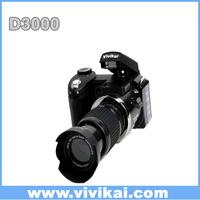 SLR type D3000 Digital photo Camera 16MegaPixels 3.0inch LTPS screen