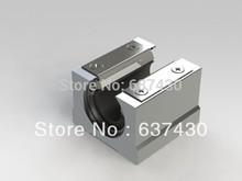 10pcs/lot SBR35UU /SME30UU SC35UUOP linear open blocks for cnc couter 3d printer(only blocks)