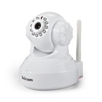 NEW Sricam AP002 HD 1.0 Megapixel 32G TF / SD Card P2P 720P Video IR Network Camera Wifi Wireless IP Camera Indoor Free Shipping