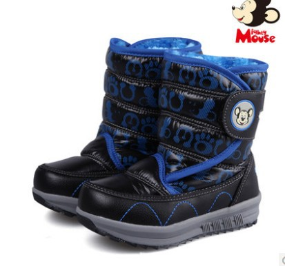 2014-new-winter-Children-s-snow-boots-ankle-boots-martin-boots-boys