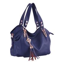 MeetU 4color women's casual fashion bag handbag fashion women's hand bags,soft pu leather tote shouldbag for ol lady,party,hot!!
