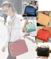New 2014 fashion women shoulder bag stamp one shoulder bag women leather handbags women messengers bags women handbag totes bags