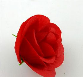 Artificial flowers roses manufacture direct marketing cloth roses factory direct wholesale special price roses(China (Mainland))