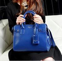 Hot selling 2015 Ladies PU leather one Shoulder Bag Elegent OL Handbag Women PU leather messenger Bag 4Color S4653