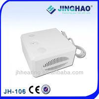 Hospital Mini White Compressor Nebulizer Medical Asthma Portable Low Noise CE Rohs Certificate Inhaler Adult/Child Mask JH-106