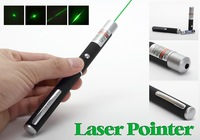 1pcs New Great Powerful Light 5mw Green Laser Pointer Pen Visible Beam