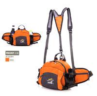 6 Colors Outdoor Sport Backpacks Waterproof Nylon Multifunction Men's Travel Hiking Bag Crossbody Bags Mountaineering Rucksack