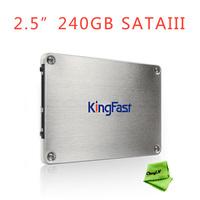 """Kingfast High Performance 2.5"""" Internal SATA3 SSD 240GB 256MB Cache 6Gb/s Hard Drive Solid State HD 0.38-KSD240A"""