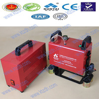 factory wholesale price!hand carry pneumatic dot marking machine with magnetic foot,portable dot peen marking machine for sale