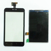 Free shipping Original ZTE V889D / V889S touch screen +display LCD screen