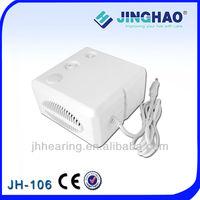 Mini PVC Material Piston Compressor Nebulizer Low Noise Steady Atomization Medication Inhaler Adult/Child Mask Cheap JH-106
