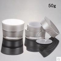 5C2 50G white ACRYLIC cone-shape cream jar ,Cosmetic Jar,cosmetic container,Cosmetic Packaging