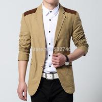 Fashion blazerCheap wholesale men's suits stitching Slim casual men's leisure suits D015blaser_Man fashion blazer