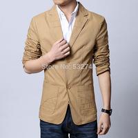 Fashion blazer Cheap Wholesale Men Slim casual Korean version of casual men's suit jacket suit coat D066blaser_Man fashion blaze