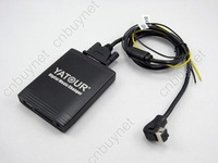 Yatour Digital Music Changer MP3 USB+SD+AUX MP3 Adapter Interface for Pioneer