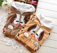 new Arrival children clothing vest baby vests & Waistcoats baby outerwear coat children vest