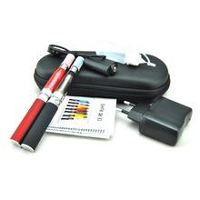 Travel Two Loaded CE5 Kits 650mah 900mah 1100mah Electronic Cigarette E-cigarette Kits Colorful Atomizer Vaporizer JFSX8003
