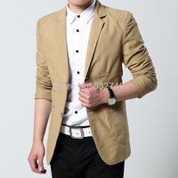 Fashion blazer Cheap Wholesale Men's Slim leisure suit jacket suit men's leisure suits D026blaser_Man fashion blazer