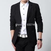 Fashion blazerCheap wholesale men's suit men's suit jacket Slim small suit leisure suit D024blaser_Man fashion blazer