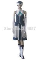 Free shipping Fairy Tail Juvia Lockser Cosplay costume