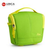 LERCA DSLR Pro Green Digital Camera Bag Case For Nikon D3200 D5200 D5100 D90 D7100 D3300 D5300 For Canon 60D 650D 700D 600D 550D
