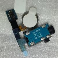 3.5MM headphone jack Flex cable for Sam Galaxy Beam I8530