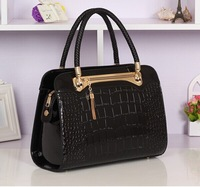 High quality latest fashion 2014 hot selling women leather handbags