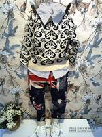 (5 pcs/lot)wholesale children's clothing wholesale boy Jack jeans AQ681