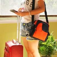 BF020  Multifunctional Fashion Travel Toiletries bag large capacity Oxford cloth bag travel bag 20*10*22cm