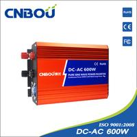 12v 110v 600w solar power inverter for home use